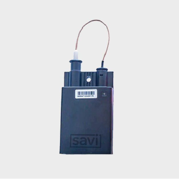 Savi IoT works with cellular networks to track high-value assets throughout global military supply chains even without infrastructure